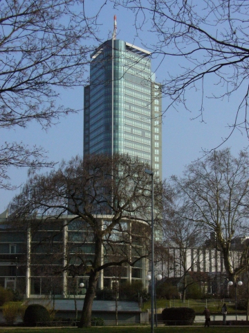 City-Tower in Offenbach