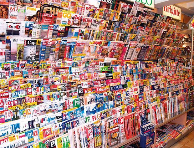 Ivw sonderauswertung auflage aller printgattungen sinkt for Spiegel erscheinungstag