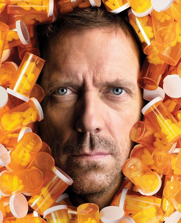 Grantelt ab sofort auch bei RTLNow: Dr. House (Foto: RTL)