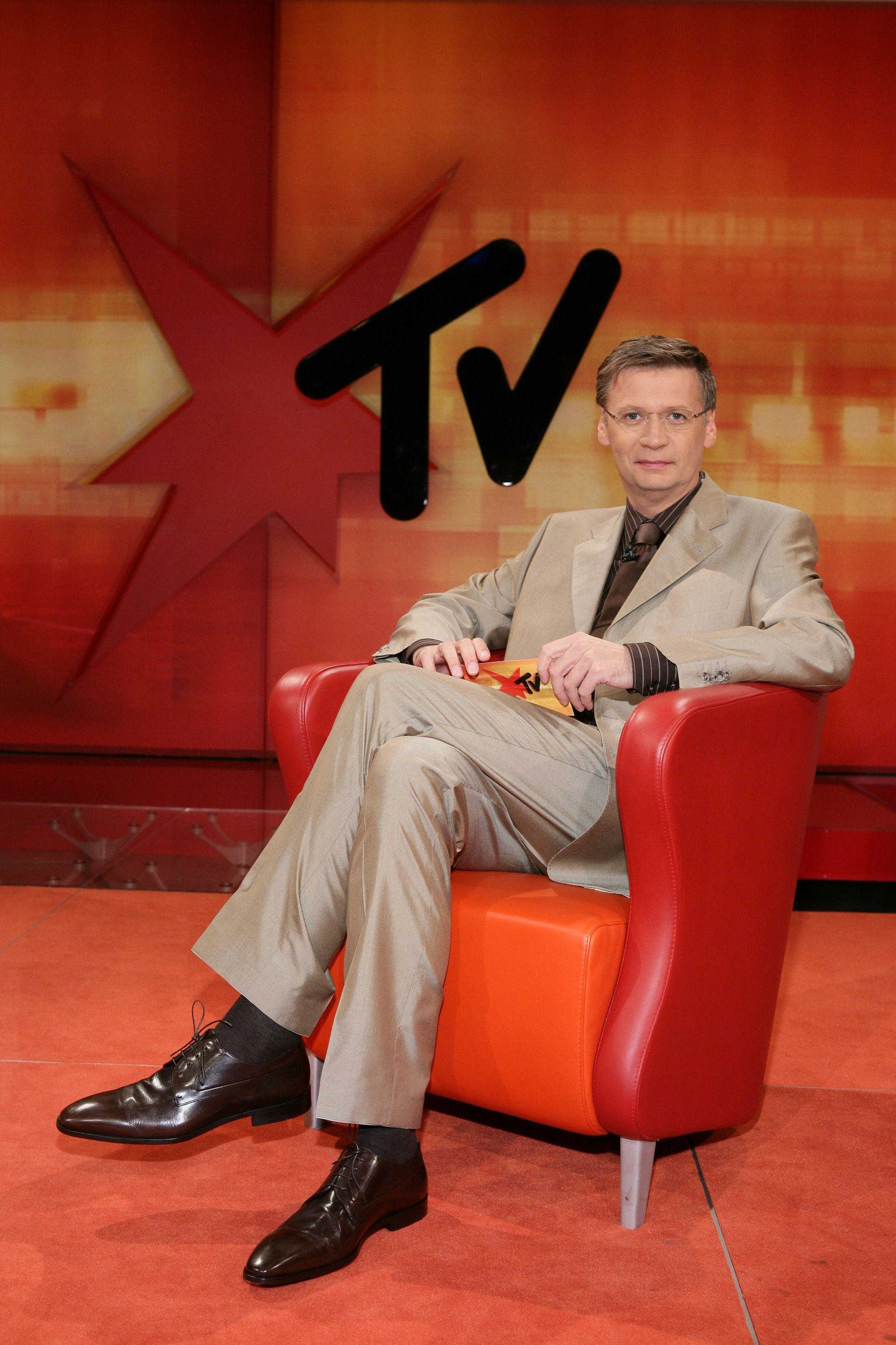 Stern Tv Moderator