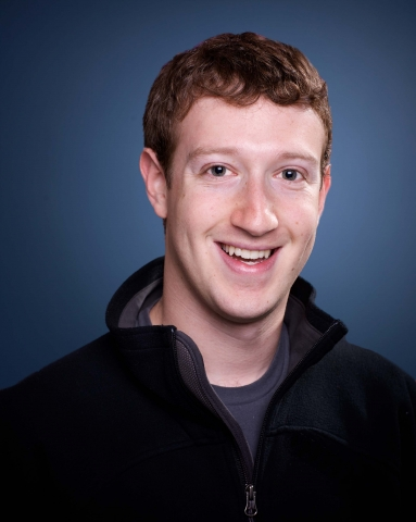 Mark Zuckerberg wird Media Person Of The Year