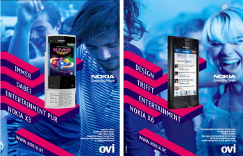 Nokia launcht Play-Kampagne