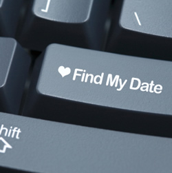 Internet-Dating funktioniert nie