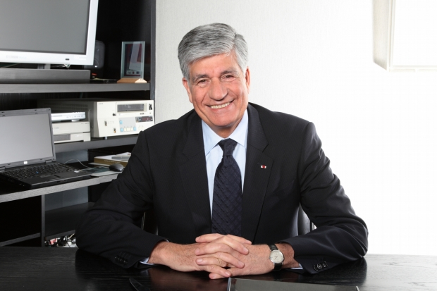 Publicis-Chef Maurice Levy