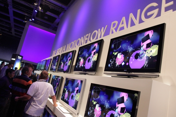 Seit der IFA in Berlin boomt HDTV (Foto: Messe Berlin)