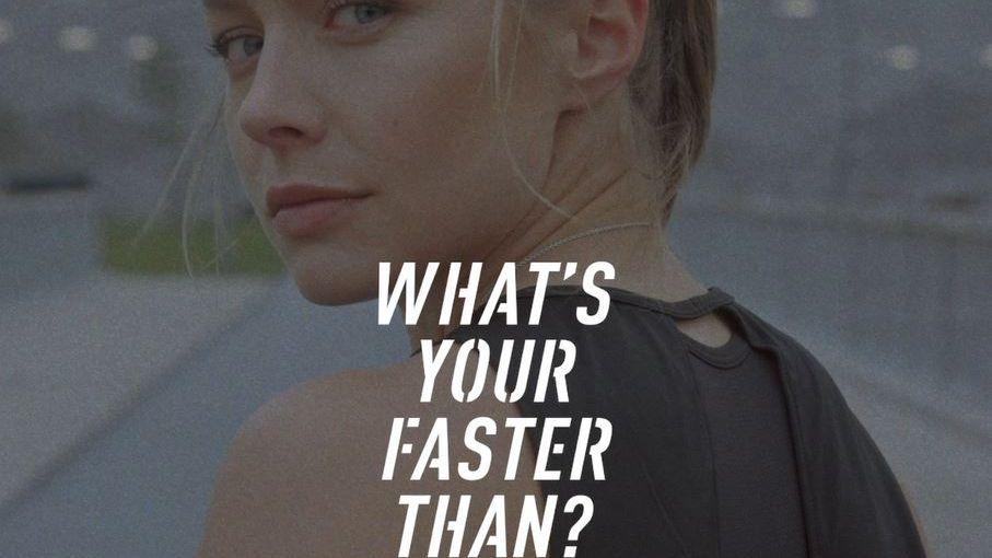 Adidas Running: Lena Gercke, Gina Lückenkemper und Patrick Lange definieren Schnelligkeit neu