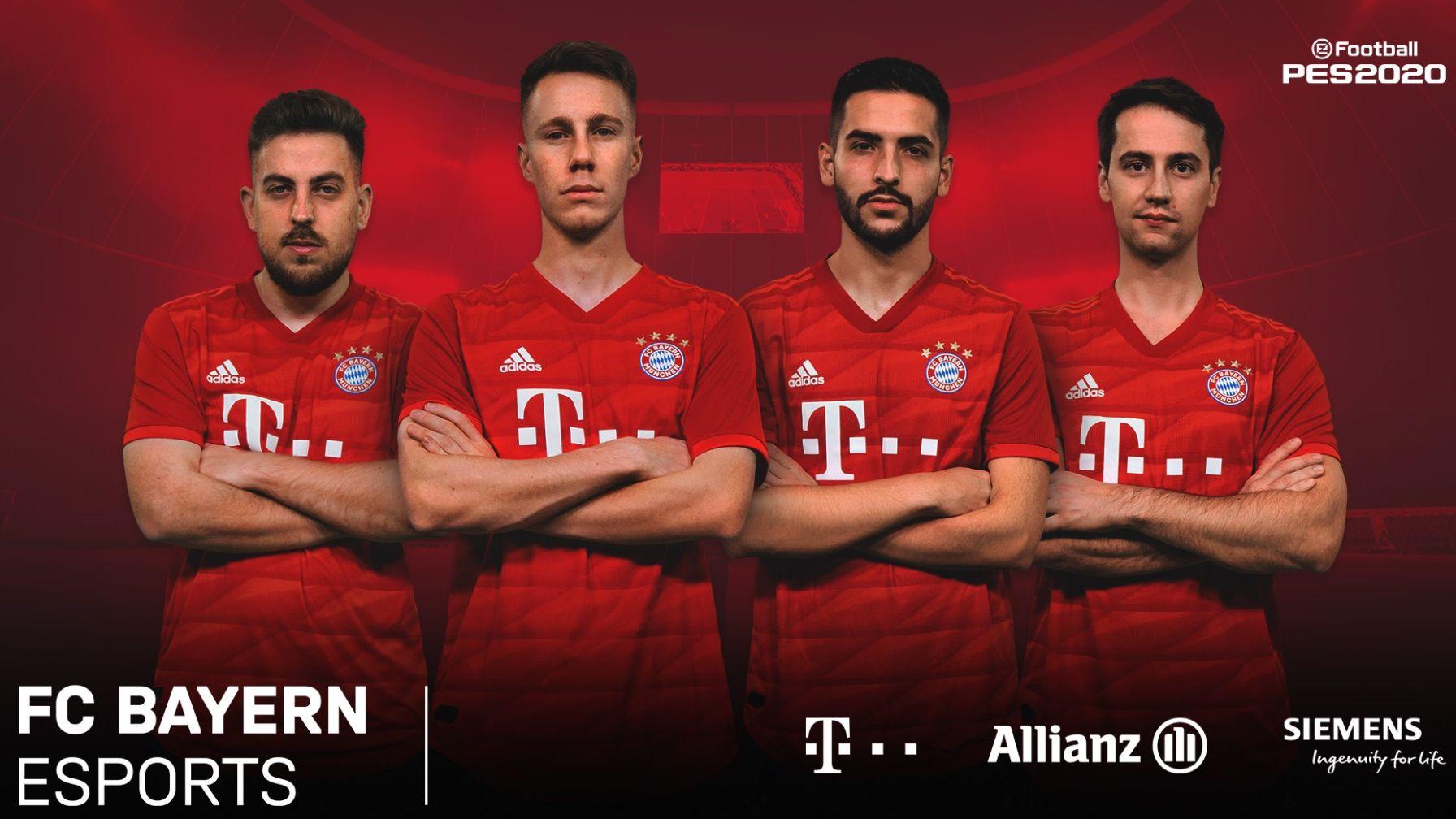 Konami-Partnerschaft: Bayern München verkündet Einstieg in E-Sports