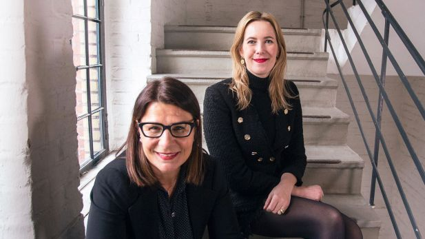 Birgit Baier, Consulting Partner (links), und Isabelle Schnellbügel, Chief Strategy Officer Ogilvy Germany