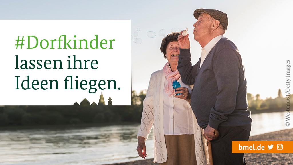 #Dorfkinder: So reagiert Twitter auf die Kampagne von Landwirtschaftsministerin Julia Klöckner