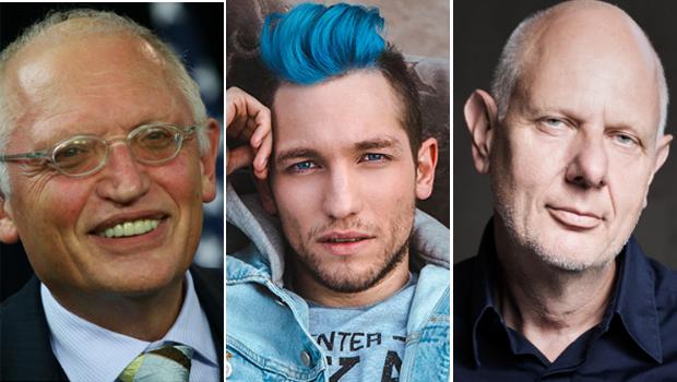 Günter Verheugen, Rezo und Matthias Horx sind beim Medienkongress mit dabei