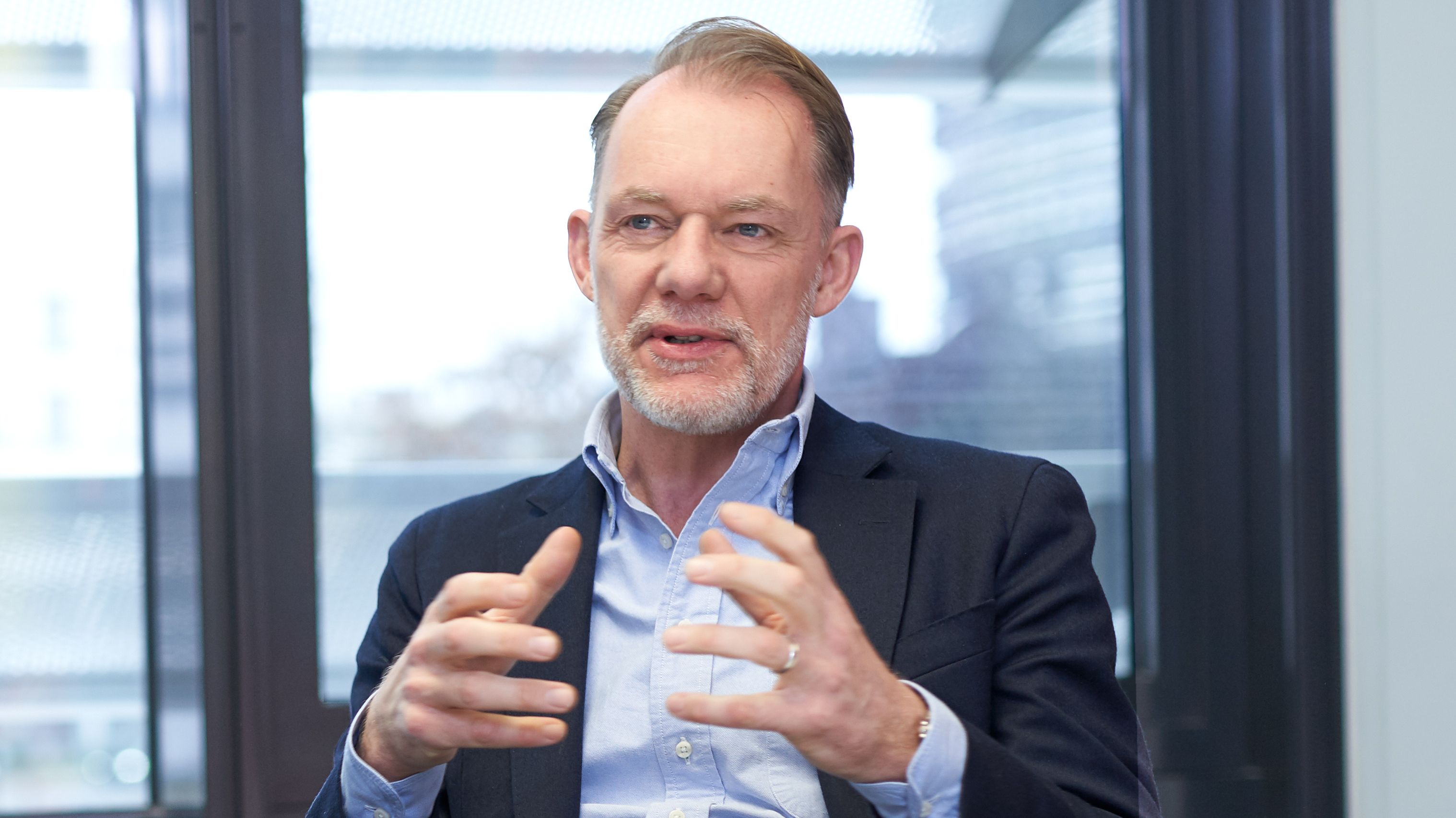 """Vodafone-Manager Gründgens zum Aus von Unitymedia: """"Eine Zwei-Marken-Strategie stand für uns nie zur Debatte"""""""
