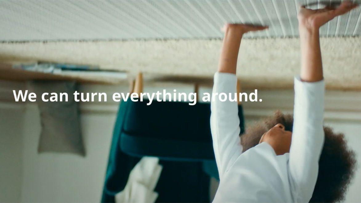 In Zeiten von Corona: Ikea feiert das Zuhause als den Ort, an dem man immer willkommen ist