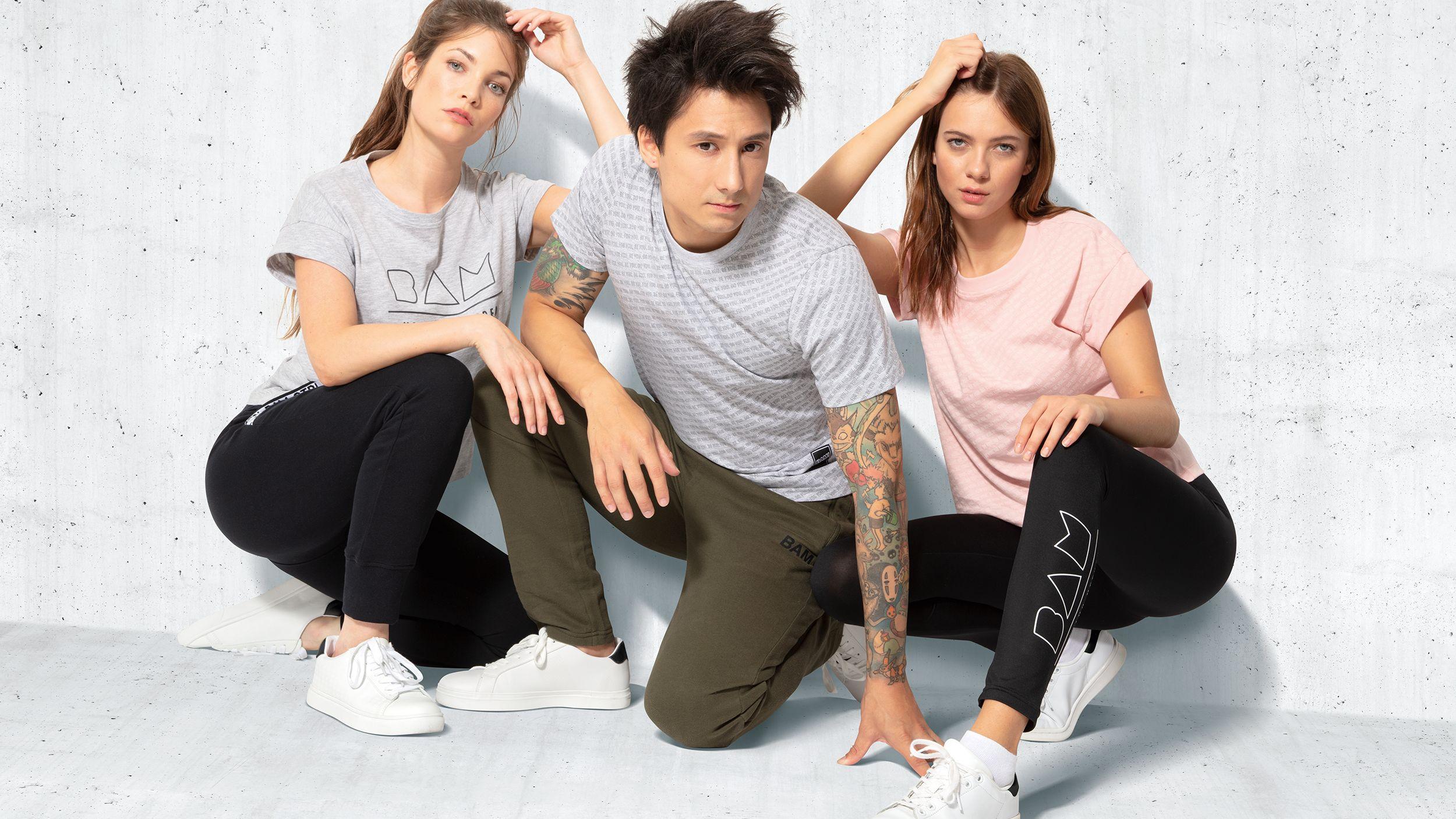 """""""No brand needed"""": Mit dieser Aldi-Modekollektion will Julien Bam junge Leute vom """"Markendruck"""" erlösen"""