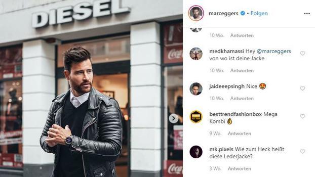 Diesel Smartwatch Kampagne: Warum plumpe Werbebilder im Influencer Marketing ausgedient haben