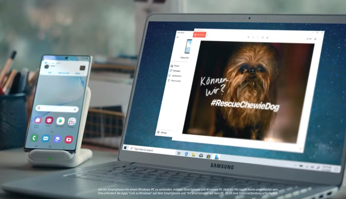 Youtube-Charts: Samsung hängt mit Star-Wars-Spot den Edeka-Weihnachtsfilm ab