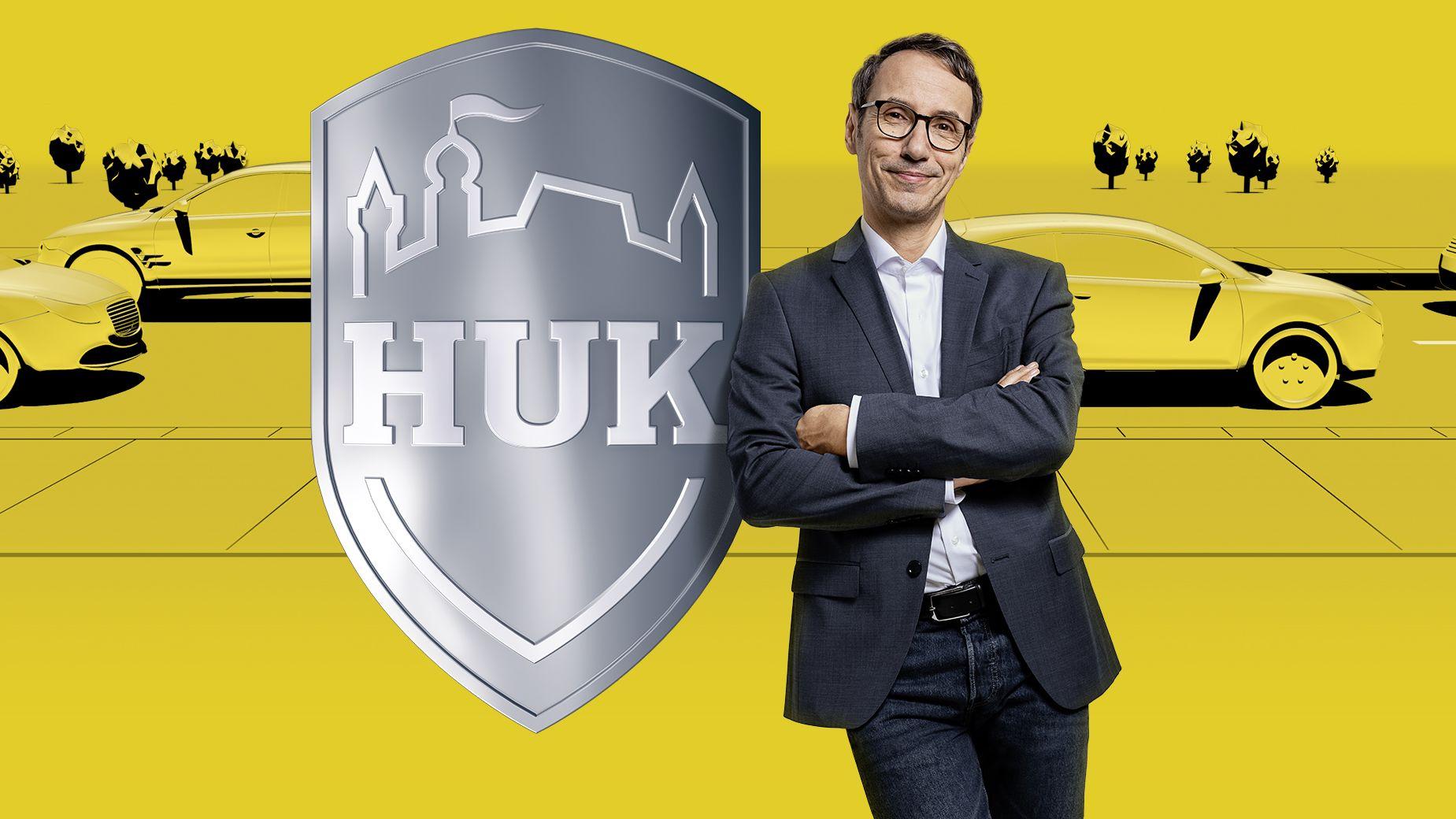 HUK-Coburg: Das ist das Werbedebüt von Freunde des Hauses für den Autoversicherer
