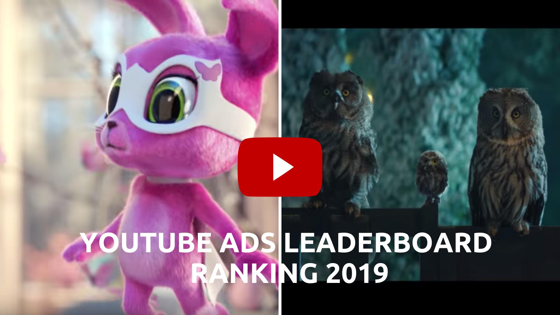 YouTube Ads Leaderboard Ranking Schweiz 2019: Migros tierisch gut – Alle Topten Ads und Siegerinterview