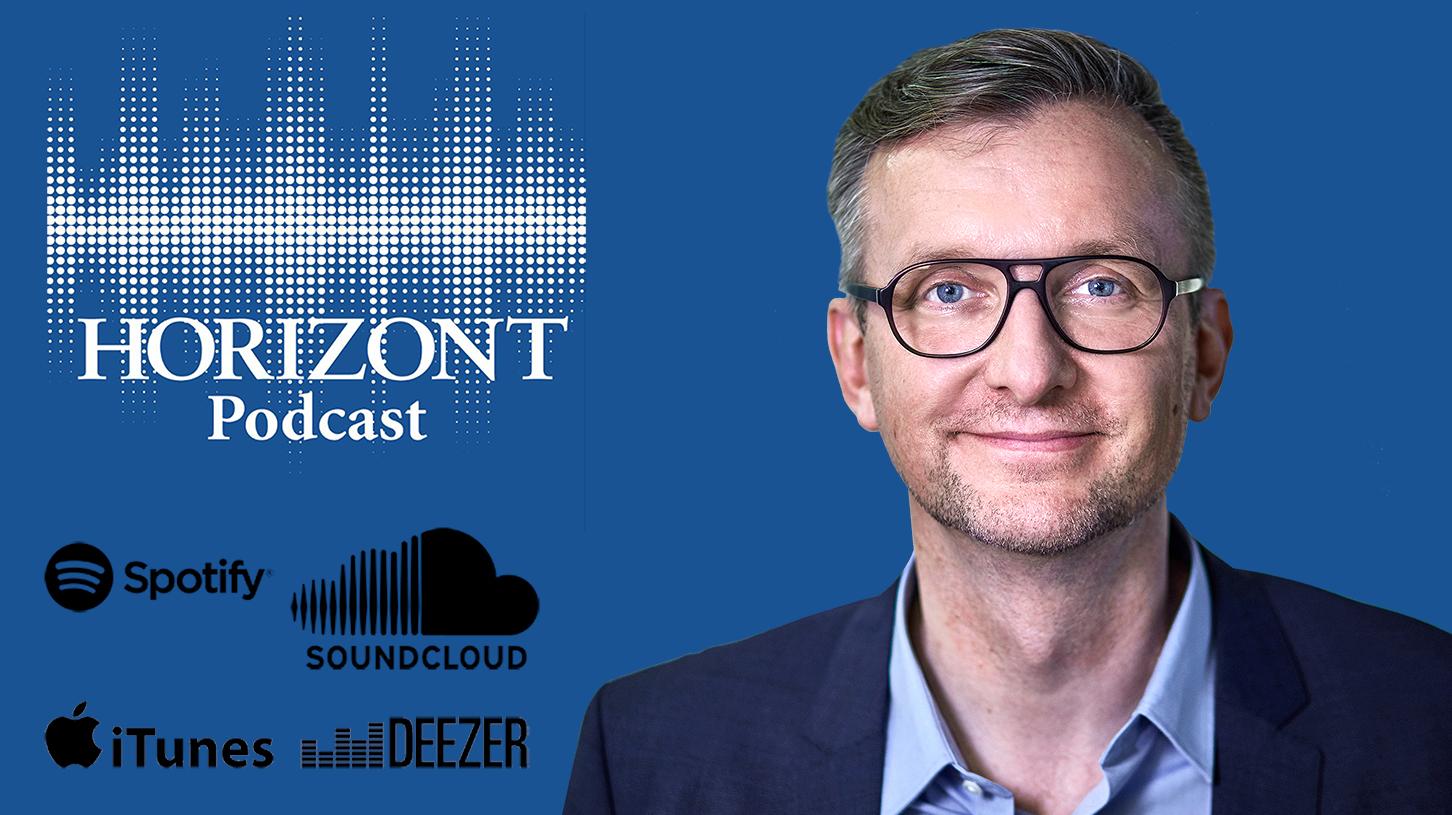 """HORIZONT Podcast: Jochen Wegner über den Benjamin-Button-Effekt bei der """"Zeit"""""""