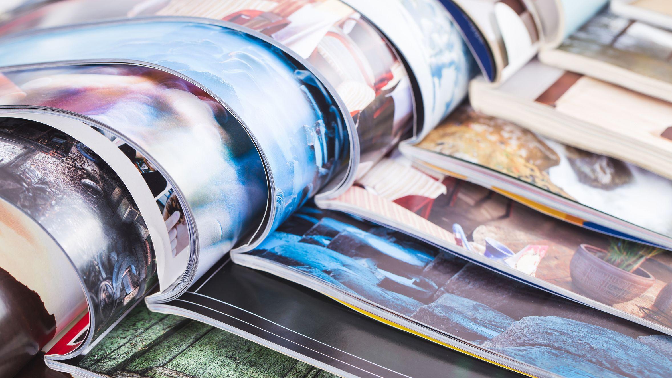 MA Pressemedien: Interior- und Kochmagazine trotzen dem Abwärtstrend
