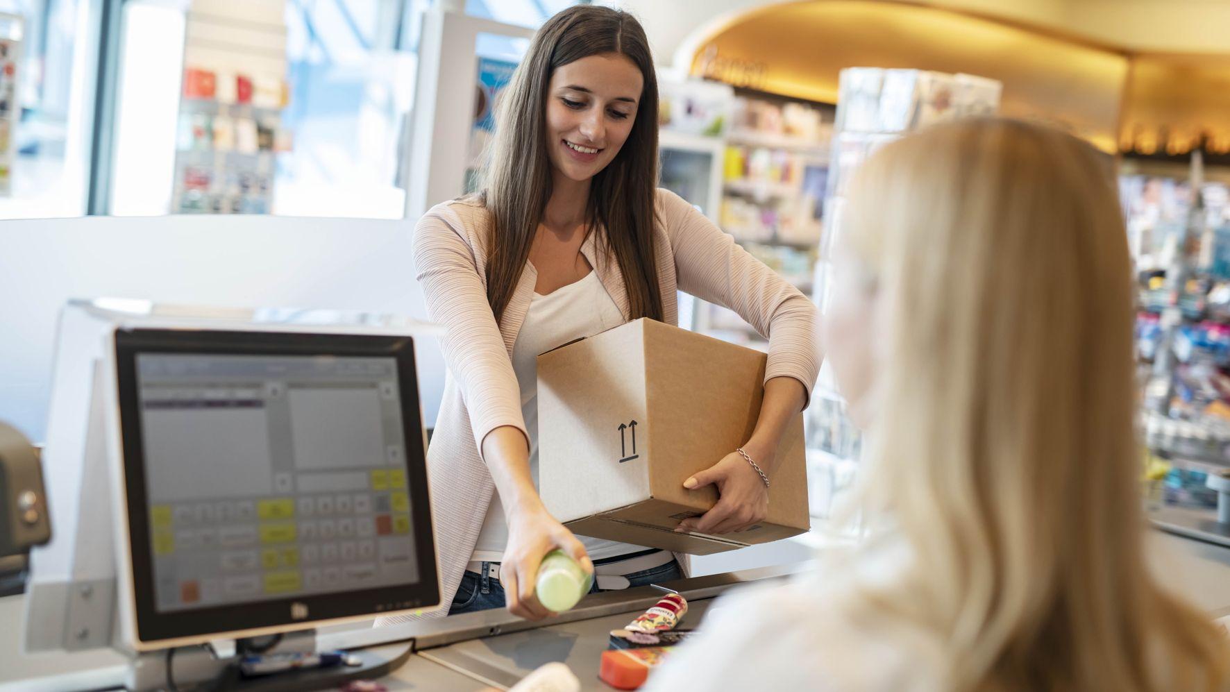E-Commerce: dm wird zur Paketstation von Amazon, Zalando & Co