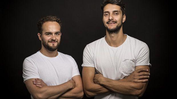 Constantin Buer und Vincent Kittmann von Podstars by OMR