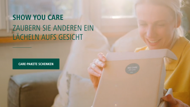 Ricola startet in der Schweiz den Webshop We care by Ricola