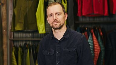 Alex Weller ist Marketing Director Europe bei Patagonia