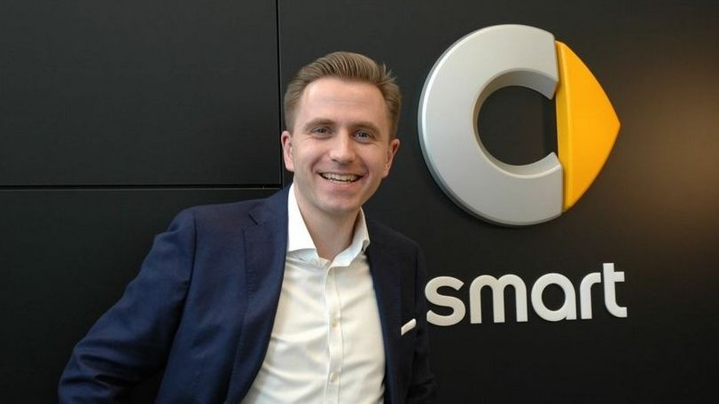 Daniel Lescow wird bei Vice President of Sales, Marketing and After Sales bei Smart Automobile Co., Ltd