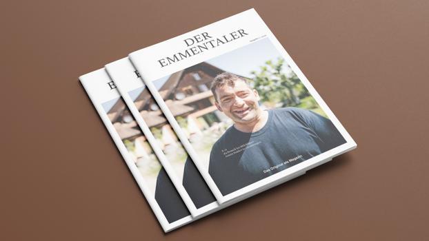 Der Emmentaler: Das Original als Magazin.