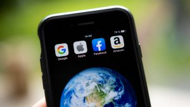 GAFA Google, Apple, Facebook, Amazon