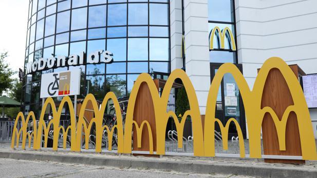 McDrive für Fahrradfahrer: McDonald's reagiert auf Kundenwunsch