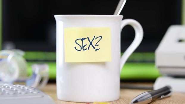 Sex Tasse sexuelle Belästigung Sexismus