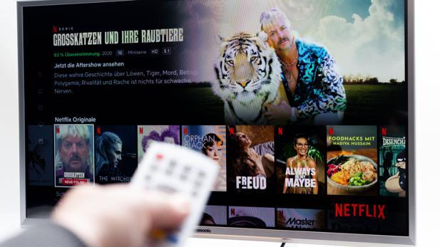 Netflix testet erneut Zufalls-Button für Unentschlossene