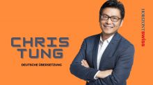 Chris Tung, Alibaba CMO, German Version