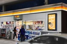 Clear Channel - Coop Pronto Stellen