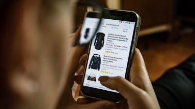 Online-Shopping ist en vogue