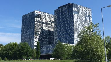 Zentrale der RTL Group in Luxemburg