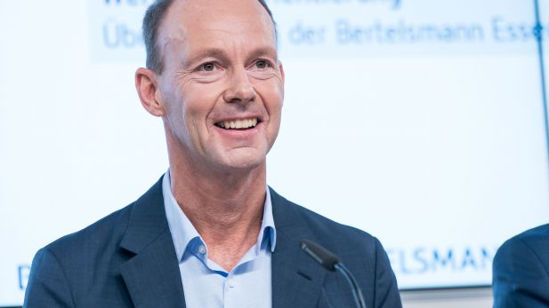 RTL-Group-CEO Thomas Rabe