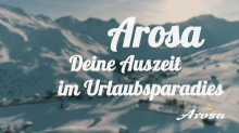 Arosa ruft - Cover