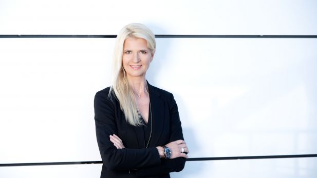 Christiane Wolff, Marketing Officer (CMO) in der dentsu DACH-Organisation