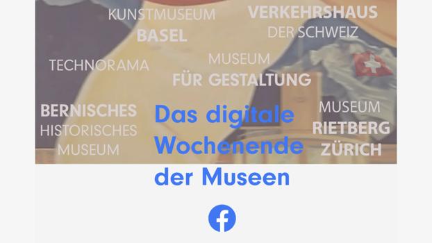 Facebook - Digitale Ausstellung Schweiz