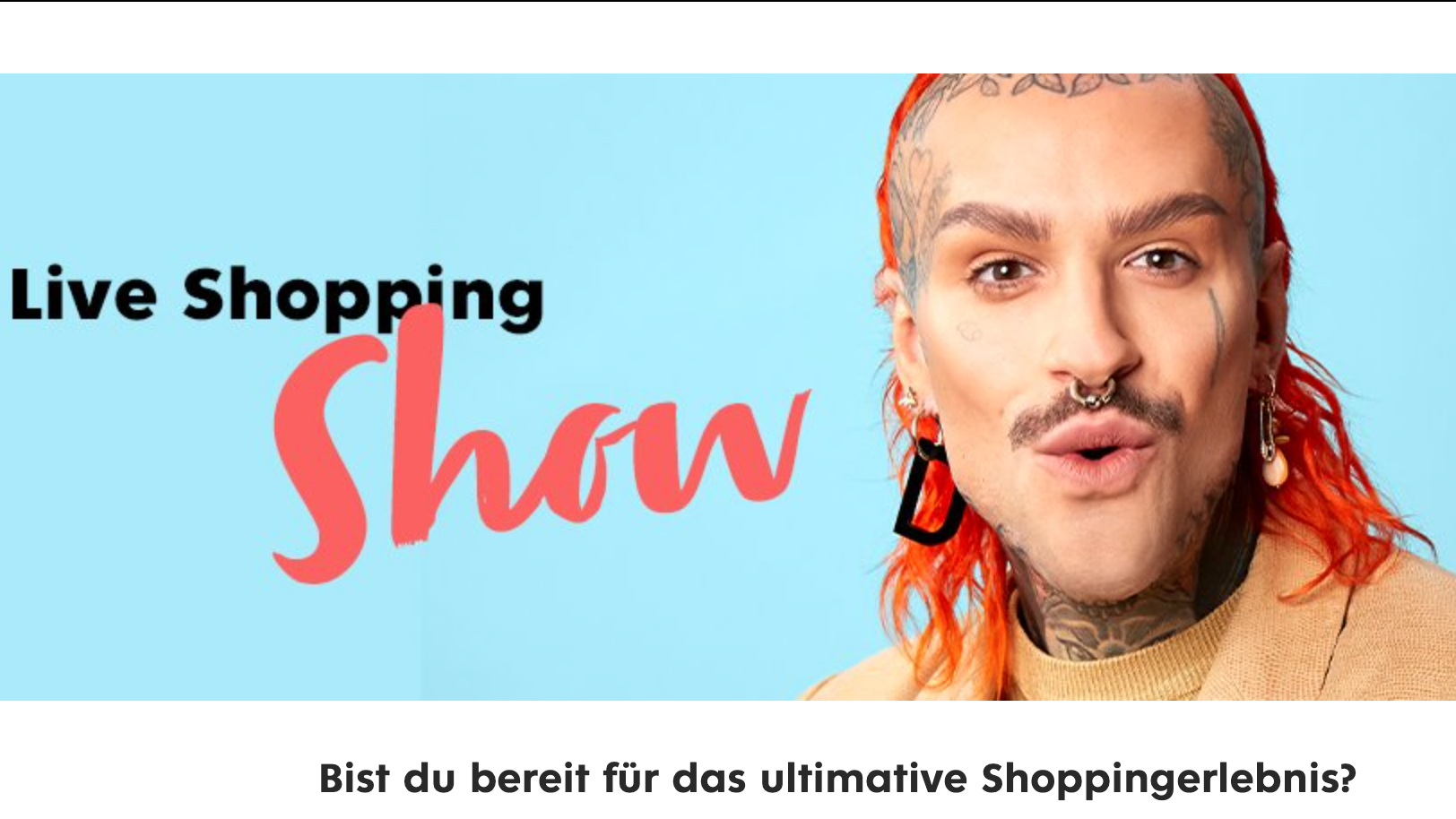 Flaconi und Influencer David Jakobs bitten zum Instagram-Shopping