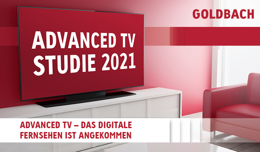 Goldbach Advanced-TV-Studie - 3