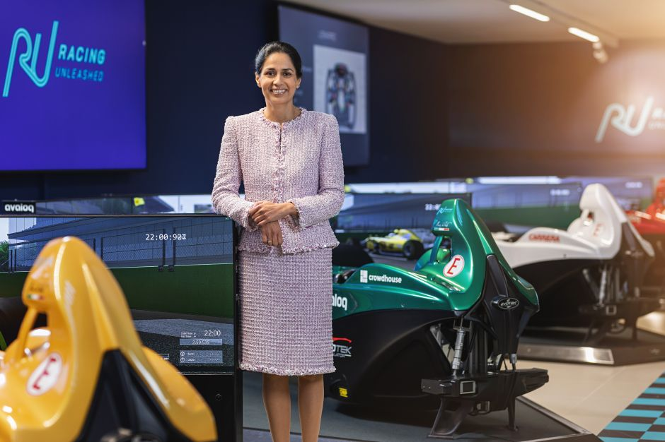 Monisha Kaltenborn, CEO & Vorstandsmitglied Racing Unleashed AG