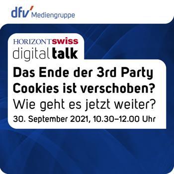 Horizont Swiss Digital Talk Cookieless