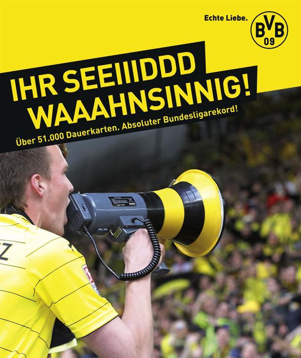 Echte Liebe Xeo Verantwortet Markenauftritt Von Borussia Dortmund