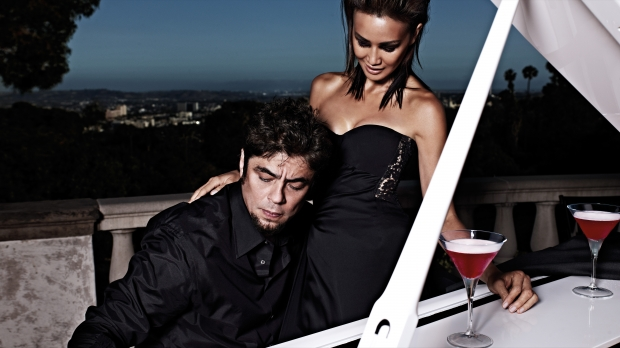 "Benicio del Toro in ""The Red Affair"""