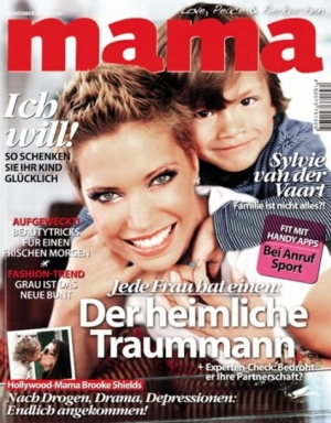 "Der Titel ""Mama"" der WAZ-Women Group"