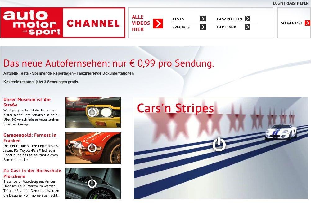 Motorsport Im Fernsehen