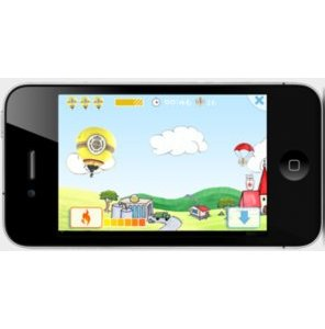 "Die iPhone-App ""iBalloon"""